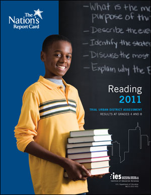 Cover image of The Nation's Report Card: Reading 2011 report.
