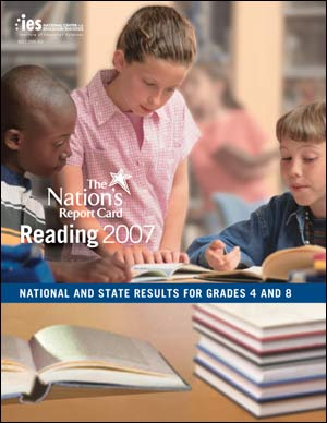 Gains In Reading For Hispanic Students >> The Nation S Report Card Reading 2007 Executive Summary