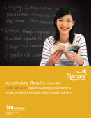 The Nation's Report Card: Vocabulary Results from the 2009 and 2011 NAEP Reading Assessments