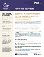 Facts for Teachers 2016 Cover