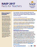 Facts for Teachers 2017 Cover