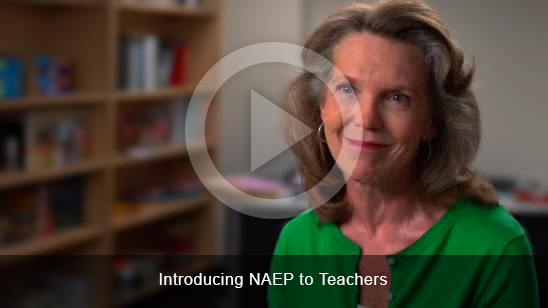 Introducing NAEP to Teachers