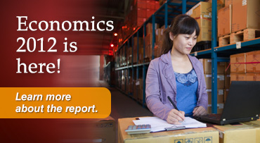Economics 2012 is here! Learn more about the report.