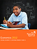Cover of the 2012 NAEP Economics Assessment Report