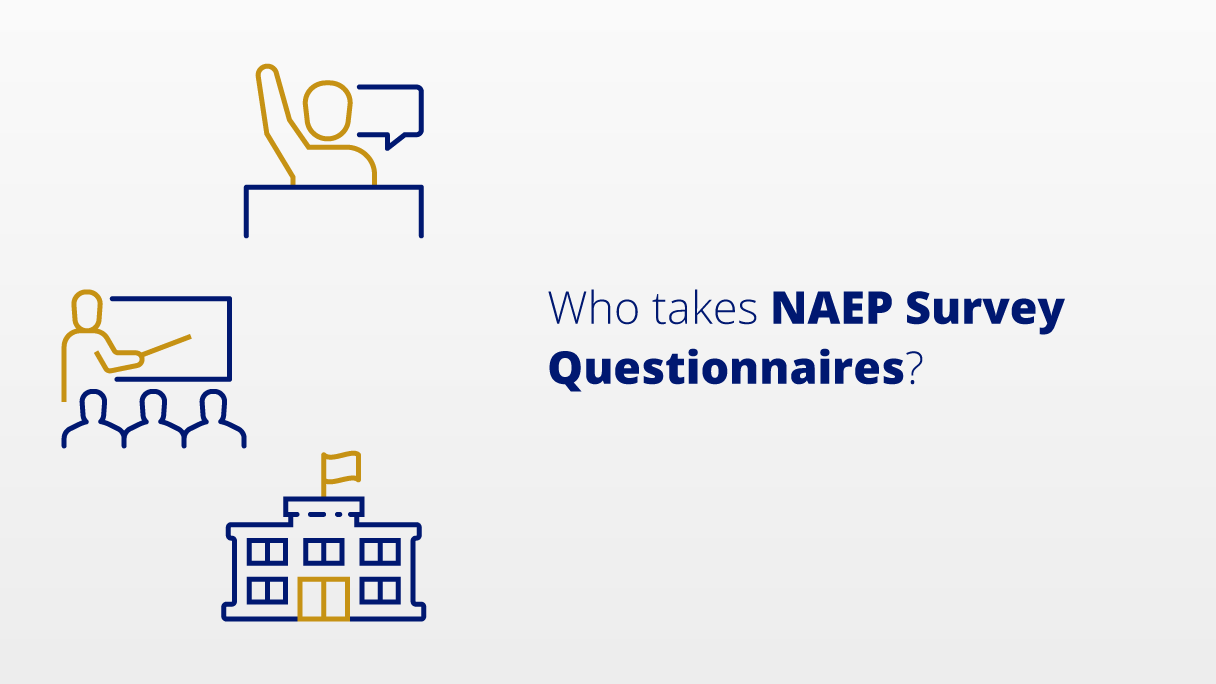 Who Takes NAEP Survey Questionnaires?