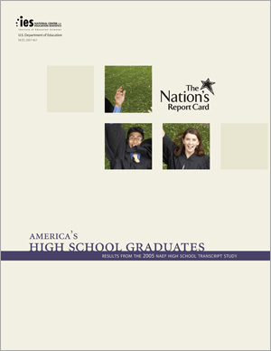 America's High School Graduates Report Cover