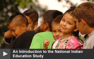 An Introduction to the National Indian Education Study Video