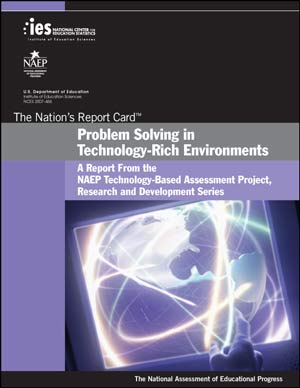 Image of the cover of the TRE report