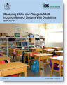 Cover of Measuring Status and Change in NAEP Inclusion Rates of Students with Disabilities: 2007-2009