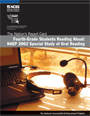 Cover of the 2002 oral reading study report.